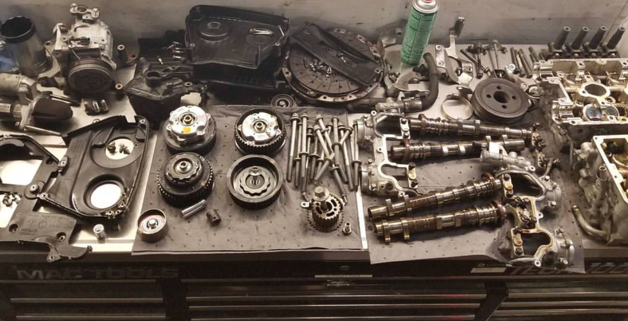 Engine Building and Replacement